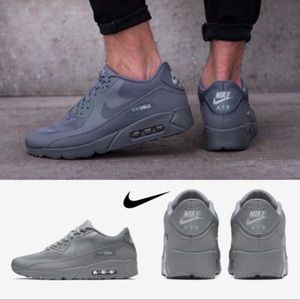 Nike Shoes - 👟🔥 Nike Air Max 90 Ultra Triple Grey 🔥👟 f468595656a9